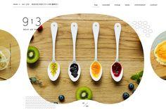 913 | ヌフアントロワ | Web Design Clip 【Webデザインクリップ】