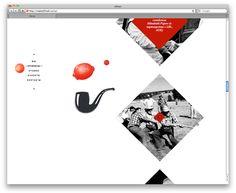 Web & ID  for Event Agency Citrus by Roma Erohnovich, via Behance