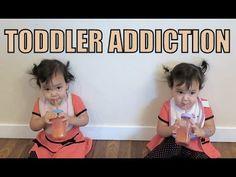 Toddlers' Juice Addiction -  ItsJudysLife Vlogs