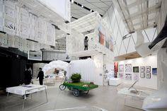 Get It Louder Exhibit Design - Biennial exhibition in China - Pechino, Китай - 2012 - PAOPIDO