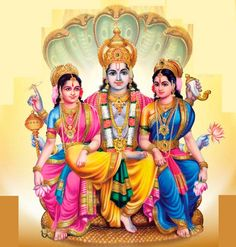 Lord Vishnu - Hindu God - Preserver of the Universe Shiva Parvati Images, Shiva Shakti, Krishna Images, Hindu Dharma, Lord Vishnu Wallpapers, Ganesha Art, Shiva Art, Hindu Festivals, Goddess Lakshmi