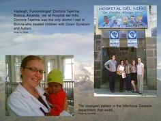 Learn about this UM student's internship experience in Bolivia. To find more information about internships, visit www.umt.edu/internships or like us on our Facebook page http://on.fb.me/VlRSp4.
