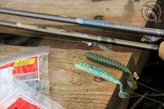 Slider Charlie Brewer's #wędkarstwo #przynęty #fishing #softlure