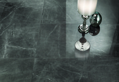 Minoli Tiles - This marble look tile is simply beautiful, more than luxurious, more than elegant. It's Marvel by #Minoli. Floor Tiles: Evolution Marvel Grey Stone Lappato 75 x 75 cm - https://www.minoli.co.uk/tiles/marvel-grey-stone/