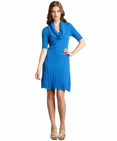Stylish BCBG Max Azria Sweater Dress on sale $69 (was $248)
