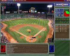 Strat-O-Matic Baseball Windows Game screenshot