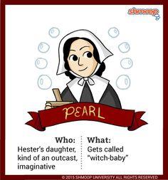 Scarlet Letter's Hester Prynne Parallel?