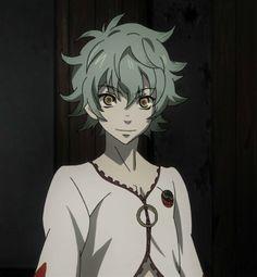 Wish they'd show her more in the anime tbh Anime Manga, Anime Art, Deadman Wonderland, Hot Anime Guys, Anime Boys, Dead Man, Art Pictures, Crow, Comic Art