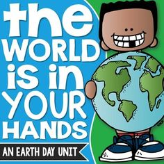 """Earth Day Resource for Grades K-2: A TOP 10 BEST SELLER! This Earth Day packet is filled with meaningful and FUN activities. Your students will be Earth Day gurus in no time! Grab this 68 page activity packet just in time for Earth Day! In this packet you will find:- True/False Motivator Activity (with real pictures) - For this activity, students are presented with real facts about the amount of materials being wasted. -""""Don't Be a Litter Monster!"""" story - This is an original story written…"""