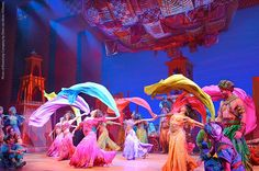 broadway costumes for aladdin - Google Search