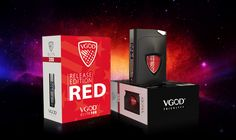 The VGOD Elite is a regulated box mod with a mech mode that is phenomenal.