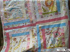 one more example of hello world made into a quilt...  i am so taken about by all these amazing results!!!