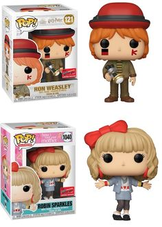 Keep track of all the 2020 NYCC exclusives from Funko and find out where to buy the shared exclusives in our detailed 2020 Funko New York Comic Con Exclusives Guide. Pop Vinyl Figures, Ron Weasley, Funko Pop Vinyl, Track, Teddy Bear, New York, Comics, Gallery, Comic Con