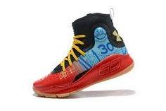 8121dd1f338 Factory Authentic Under Armour Curry 4 Chinese Year Custom Edition Mens  Basketball Shoes Curry Basketball Shoes