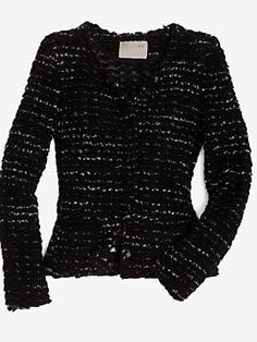 IRO Molly Tweed Jacket