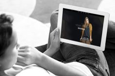 JUNG 2 Relaunch der Webseite für Maxima Fashion