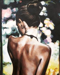Bare back - Thomas Saliot