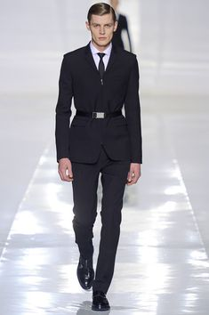 #Dior Homme Fall 2013 #PFW
