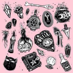 Witchcraft Tattoo