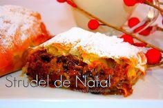 Pudim de Natal com molho de brandyRECEITAS De CULINÁRIA   RECEITAS De CULINÁRIA