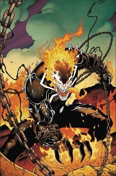 The Venom Site: edge of venomverse 3 variant by ron lim ---- Ghost Rider Venom Marvel Comics Art, Marvel Comic Universe, Marvel Comic Books, Marvel Characters, Marvel Heroes, Comic Books Art, Comic Book Characters, Comic Art, Captain Marvel