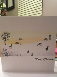 Using Card-io stamps and sentiment from Stamps by Chloe