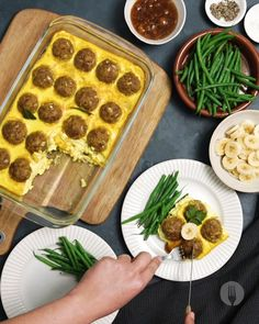 Everyone's favourite traditional dish – bobotie – just got a creative twist 🔥👌 Birthday Countdown, Cooking Recipes, Healthy Recipes, Breakfast In Bed, Venison, Food Items, Meal Prep, Food To Make, Good Food