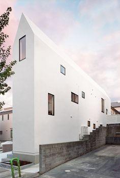 House K for two familiesHiroyuki Shinozaki Architects   Hiroyuki Shinozaki Architects