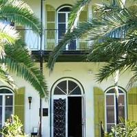 Key West, FL - Ernest Hemingway's Museum and Freak Cats