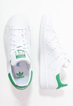 best website 36715 8ab05 Adidas Originals STAN SMITH Zapatillas Adidas Blancas, Zapatillas Mujer,  Zapatos De Moda, Zapatos