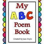 The children will have so much fun learning their alphabet while reading the funny poems for each letter and illustrating their own book. This activity will be great for teaching a letter a day or a letter a week. The students will recognize each letter of the alphabet, learn the sounds each letter makes, words that begin with each letter, and identify rhyming words.  They will brainstorm other words that begin with each letter and illustrate their poetry book. Great keepsake for the…