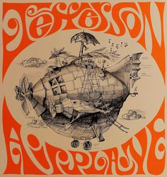 psychedelic-sixties:  Jefferson Airplane