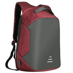 15.6 16 Inch Waterproof Anti Theft Laptop Backpack 15 inch Notebook School Bag  Men Women Travel 98d9a20e45