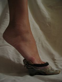 """They Tried To Bind My Grandmother's Feet -- Fortunately, She Was A Rebel - """"Now they belong to me. It was an amazingly generous gift. I put them in a closet and on Chinese New Year, I take them out and look at them.  They remind me not to take my freedom for granted.""""  http://www.huffingtonpost.com/daisy-j-lin/chinese-new-year-foot-binding-shoes_b_2583876.html"""
