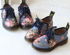 Girls Shoes 2014 Children Korean Canvas Sneakers For Kids Girls Boys Flower Denim Fashion Brand Kid Child Casual Shoe $25.90 - 31.90