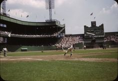 Polo Grounds - New York.   Home of the Giants