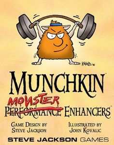 Munchkin: Monster Enhancers Expansion Pack Details and Review
