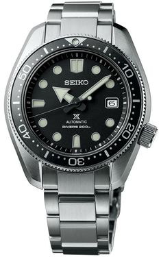 Seiko Watch Prospex The 1968 Automatic Divers Limited Edition Pre-Order #add-content #basel-18 #bezel-uni-directional #bracelet-strap-steel #brand-seiko #case-material-steel #case-width-44mm #cws-upload #date-yes #delivery-timescale-call-us #dial-colour-black #gender-mens #limited-edition-yes #movement-automatic #new-product-yes #official-stockist-for-seiko-watches #packaging-seiko-watch-packaging #pre-order #pre-order-date-30-09-2018 #preorder-september #subcat-seiko-prospex
