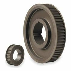 Sprkt-40 Teeth, 8M Pitch, 20m Wide by Goodyear Engineered Products. $146.84. Sprocket, Number of Grooves 40, Bushed Bore Type, SH Bushing Required, Pitch Dia. 101.86 mm, Outside Dia. 100.48 mm, Flange Dia. 110.0 mm, Width 31.8 mm, Pitch 8 mm, Cast Iron Material Synchronous Drive Gearbelt PulleysPositive drive-tooth engagement eliminates slippage and speed variation. Cast-iron pulleys provide uniform speed transfer.