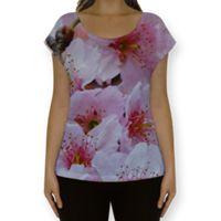 Camiseta fullprint Cherry Blossom