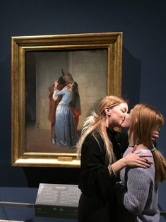 Find images and videos about girl, love and art on We Heart It - the app to get lost in what you love. Lesbian Love, Cute Lesbian Couples, Cute Couples Goals, Couple Goals, Gay Aesthetic, Couple Aesthetic, Cute Relationship Goals, Cute Relationships, Medieval Dress