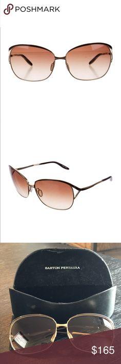 6bf1eeeafe32 Barton Perreira Fair Lady Sunglasses Celeb favorite boutique brand