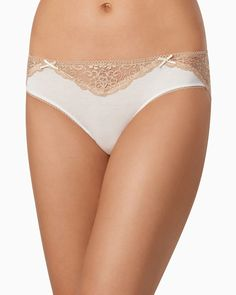 Soma Embraceable Lace Hipster