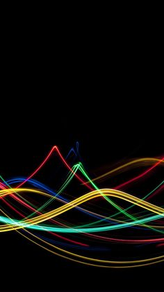 Neon Lights iPhone 6 Plus Wallpaper 24351 - Abstract iPhone 6 Plus Wallpapers