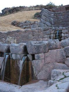 Tambomachay, Inca Fountains, Peru