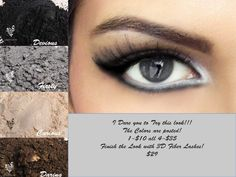 Try this look for yourself! To order Younique's mineral pigments, just go to www.youniqueproducts.com/YouniqueRL
