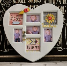 Embellish a photo frame for those treasured  memories, with Thinlits™ dies from our collaboration with new brand Craft Asylum®. Simply click the image for Katie Skilton's tutorial.