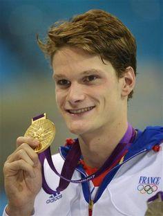 Yannick Agnel champion olympique 200m