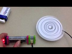 littleBits - Hypnotizing Wheel - YouTube