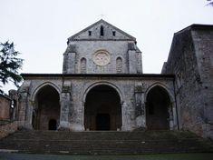 Abbazia di Casamari Epoca XI secolo Stile Gotico Cistercense Luogo:Verole Frosinone